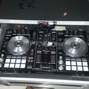 Pioneer ddj sr with proX case